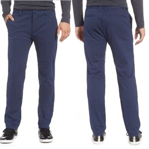 Rhone Commuter Pants Navy  blue Relaxed 32